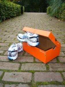 running shoe FullFitt